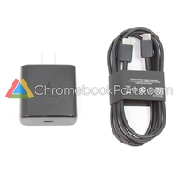 Samsung 11 XE310XBA Chromebook Super Fast Charging AC Power Adapter - EP-TA845