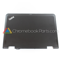 Lenovo 11e 1st Gen (20DB) Chromebook LCD Back Cover - 00HW165