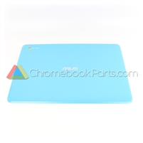 Asus 13 C300SA Chromebook LCD Back Cover, Blue, Grade B - APP6P-701206