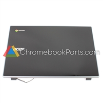 Acer 14 CP5-471 Chromebook LCD Back Cover, no LCD Cable - 60.GDDN7.001