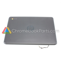 HP 11 G7 EE Touch Chromebook LCD Back Cover - L52552-001