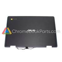 Asus 11 C204E Chromebook Back Cover - 13N1-86A0711
