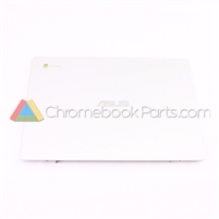 Asus 14 C423N Chromebook Back Cover - 90NX01Y1-R7A010