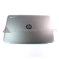 HP 14 SMB Chromebook LCD Back Cover, Black - 769725-001