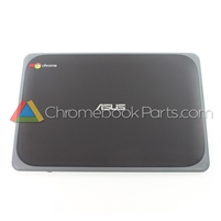 Asus 11 C202SA Chromebook LCD Back Cover, Dark Gray - 13NX00Y3AP0101