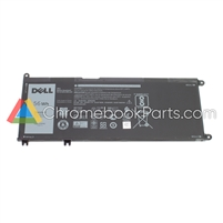 Dell 13 3380 Chromebook Battery - FMXMT