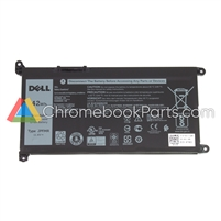 Dell 11 3100 Touch Chromebook Battery (Short cable version)