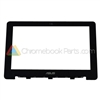 Asus 13 C300 Chromebook Bezel, Black - 13NB0BL1AP0201