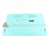 HP 14 Q-Series Chromebook Bottom Cover, Ocean Turquoise - 740144-001