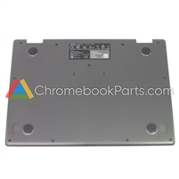 Asus 14 C423N Chromebook Bottom Cover, Black - 13N1-63A0D01