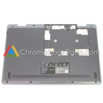 Asus 11 C214MA Chromebook Bottom Cover - 90NX0291-R7D010
