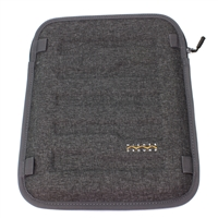 "Higher Ground Capsule Case for 11.6"" Chromebook and Laptop Devices - CAP011GRY"
