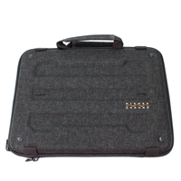 "Higher Ground Shuttle 3.0 Case for 11.6"" Chromebook and Laptop Devices - STL3.0-11GRY"