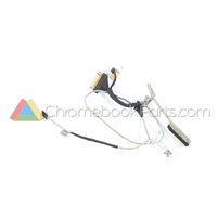 HP 11 G5 EE Chromebook LCD Cable, Touch-Version, 40-Pin - 919098-001