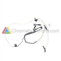 Dell 13 3380 Touch Chromebook LCD Cable w/ LVDS touch cable - 06MTYH