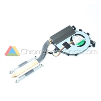 Acer 11 C720P Chromebook Heatsink and Cooling Fan