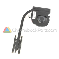 Lenovo ThinkPad 13 Chromebook Heatsink and Cooling Fan - 01AV638
