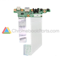 Lenovo 11 500e Gen 2 (81MC) Chromebook USB and Power Daughterboard - 5C50T70714