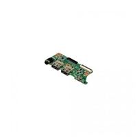 HP 11 G2 Chromebook USB, DC, Audio Daughterboard - 761971-001