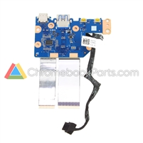 Acer 11 311 C733 Chromebook USB I/O Daughterboard - 55.H94N7.002, 50.H94N7.001