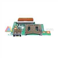 Toshiba 13 CB35-B3340 Chromebook USB Daughterboard - A000380360