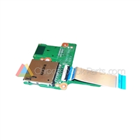 HP 11 G4 EE Chromebook SD Memory Card Reader Board - 783087-001