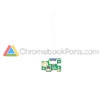 HP 11 x360 G1 EE Chromebook Power Button & LED Board - 928083-001