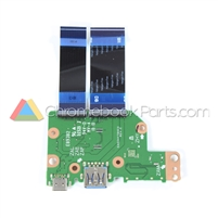 Acer 11 CB311-8HT Chromebook USB and Power Daughterboard - DA0ZHYTB6E0
