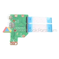 Acer 11 C732T Chromebook USB Daughterboard - 55.GVJN7.001