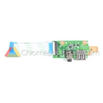 Acer 11 C730E Chromebook USB Audio Board - 55.MQNN7.001