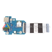 Samsung 11 XE501C13 Chromebook USB, Audio, & Wifi Daughterboard - BA92-15863A