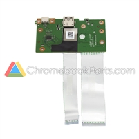 Lenovo 14e (81MH) Chromebook USB I/O Daughterboard - 5C50S73017