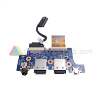 HP 11 CB2 Chromebook USB DC Board - 320C1LB0000