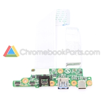 Lenovo 11 300e Gen 2 (AMD) Chromebook USB and Power Daughterboard - 5C50Y97712