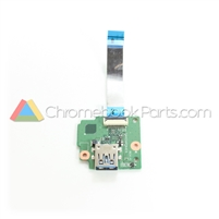 Acer 11 CB311 Chromebook USB Daughterboard - 55.GM9N7.001