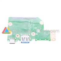 CTL 11 NL7T Chromebook Power and USB Daughterboard - NB00265