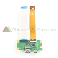 Acer 15 CB515 Chromebook USB Daughterboard - 55.GP3N7.001