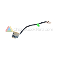 HP CHROMEBOOK 11 G3 DC IN JACK CABLE - 787922-001