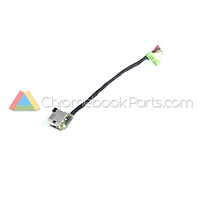 HP 14 AK-Series Chromebook DC In-Jack - 841638-001