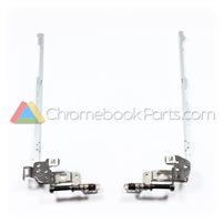 HP 11 G4 EE Chromebook Hinge Set - 851138-001