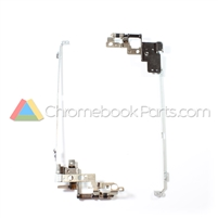 HP 11 G5 Chromebook Hinge Set - 900845-001