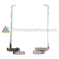 HP 11 x360 G2 EE Chromebook Hinge Set - L53214-001