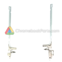 Acer 11 C721-25AS Chromebook Hinge Set - 33.HBNN7.001, 33.HBNN7.002