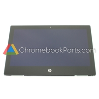 HP 11 x360 G3 EE Chromebook LCD Touchscreen Module (Finger-Touch Only) - L92337-001