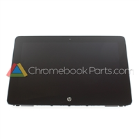 HP 11 x360 G1 EE Chromebook LCD Touchscreen Digitizer Module, Finger-touch only - 928588-001