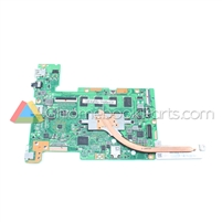 Asus 11 C223N Chromebook Motherboard and Heatsink - 60NX01Q0-MB3041