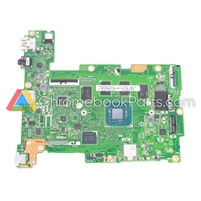 Asus 11 C214MA Chromebook Motherboard (4GB RAM, 32GB Storage, Stylus Compatible) - 60NX0290-MB4420