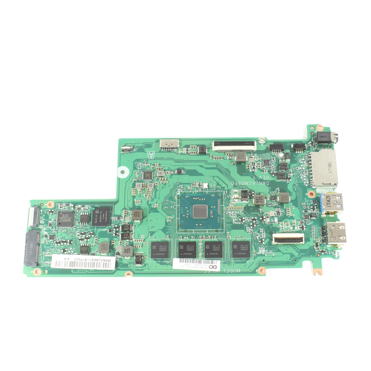Lenovo 11 N23 Chromebook Motherboard, 4GB, Non-Touch Version
