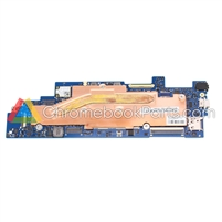 Samsung 12 XE510C25 Chromebook Pro Motherboard and Heatsink (4GB RAM, 32GB Storage) - BA92-18435B, BA62-00994A