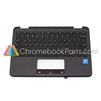 Dell 11 3100 2-in-1 Chromebook Palmrest Assembly (WFC Version) w/ keyboard - 0WFYT5
